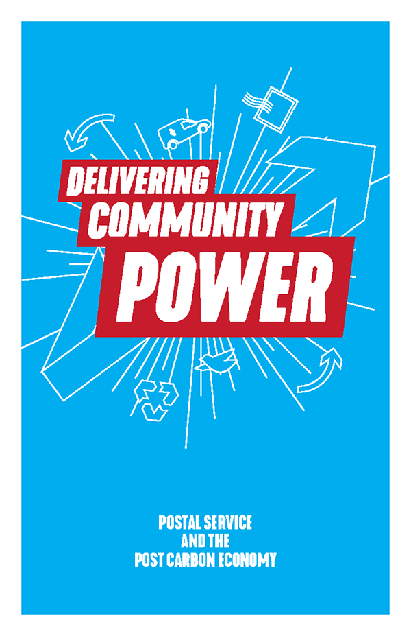 Delivering Community Power: Postal Service and the Post-Carbon Economy (2019)