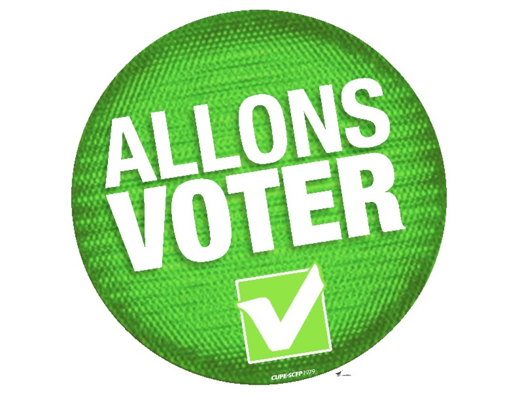 Allons voter